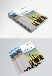 商务科技高端动感封面