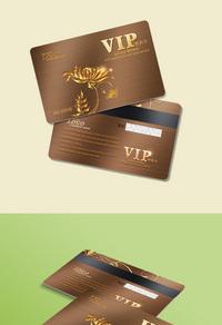高端大气VIP会员卡