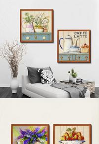 客厅装饰画设计