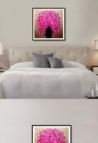 创意花卉装饰画高清下载