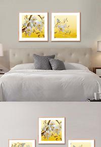 精美花卉装饰画下载