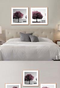 大树装饰画设计
