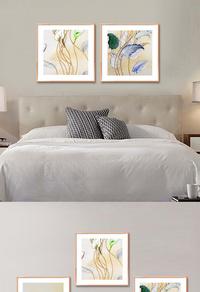 精美手绘装饰画设计
