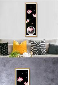 高清创意装饰挂画模板下载