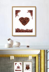 咖啡厅装饰画