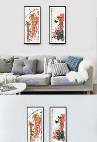 水墨国画装饰画