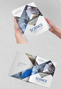 简约高档企业画册设计