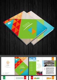 艺术培训学校画册设计