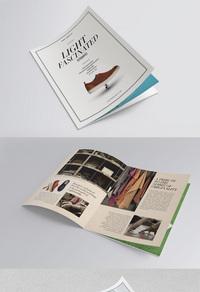 高档皮鞋画册