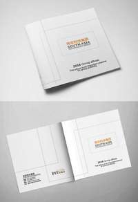 电子科技企业画册设计