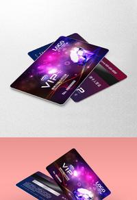 高档钻石VIP卡