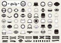 圆形品质标签