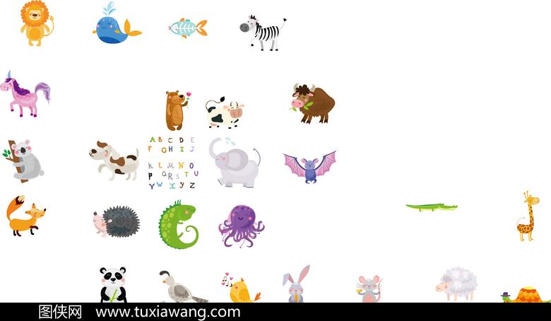 仓鼠卡通等宠物元素家有乖宝章鱼店有卖动物的吗图片