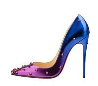 时尚高跟鞋素材