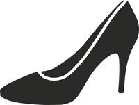 高跟鞋素材