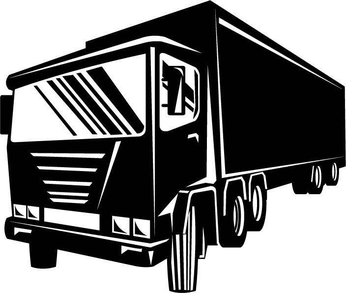 货车 大卡车 设计素材 设计元素 矢量素材 卡车 轻卡 立即下载收藏