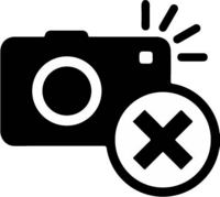 禁止拍照标志素材下载