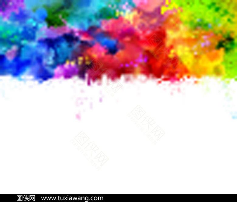 喷溅 效果 烟雾 颜料 水彩 油墨 设计元素 设计素材 作品信息 编号