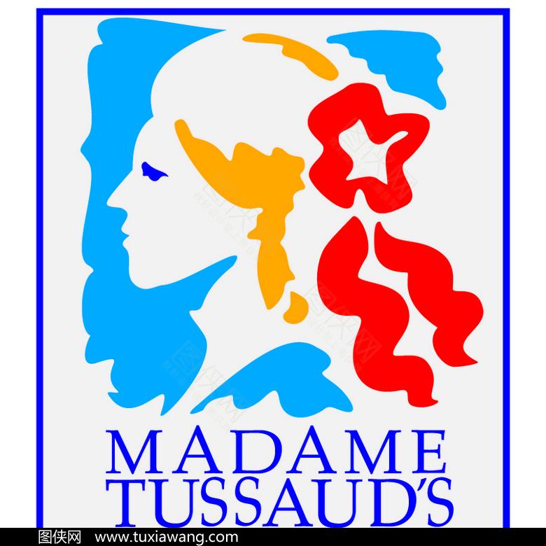 创意水彩手绘logo