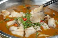 酸菜黑鱼图片