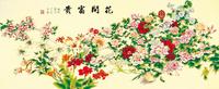 古典手绘花卉装饰画3
