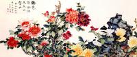 花牡丹装饰画3