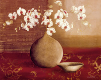 中式古典花瓶装饰画1