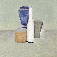 复古瓶子装饰画