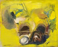 个性抽象欧美抽象装饰画