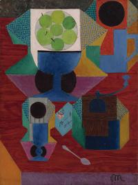 个性欧美抽象装饰画7