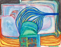 个性欧美抽象装饰画2
