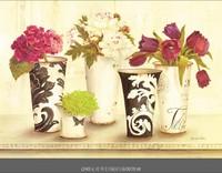 美丽盆栽装饰画2