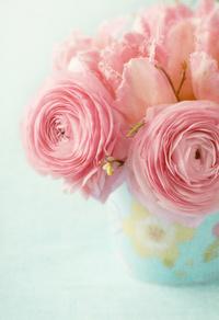 花盆玫瑰装饰画3