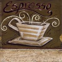 方形咖啡杯装饰画