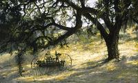 树下装饰画