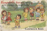 卡通可爱小孩装饰画素材