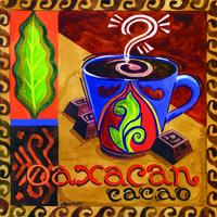 多彩咖啡杯装饰画
